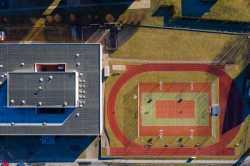 Otevření venkovních sportovišť školy